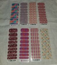 Lot Of 8 Jamberry Half Sheets ~ Hostess Exclusives, Florals, Flowers +