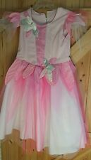 """Gorgeous Dressing Up Dress / Pink Party Dress Pink  Fairy Chest 32"""" Approx 6 - 8"""