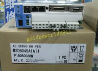 NEW servo driver MSDB045A1A11 good in condition for industry use