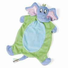 Dr Seuss Horton the Elephant Blankie Plush Baby Toy Manhattan Toy