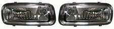 04-08 Ford F150 Pickup Truck Right & Left Driving Fog Lamps Lights Pair Set