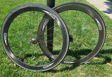 Reynolds Assault T Carbon Fiber Tubular 700cc Rim Brake 8/9/10 Wheelset