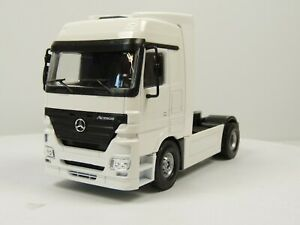 CAM51 Truck Joal Tekno 1/50 Tractor Mercedes Actros White