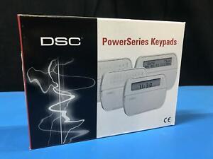 DSC PK5500 PowerSeries Security Keypad ADT