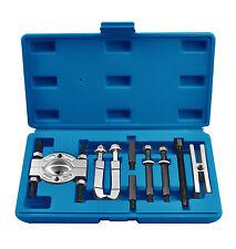Separador Extractor de cojinete mini 9pc Set 30-50mm saque la mandíbula Gear eliminación de polea
