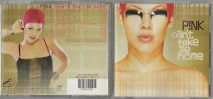 P!nk - Can't Take Me Home  (CD, Apr-2000, LaFace) PINK