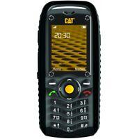 Caterpillar CAT B25 - Black (Unlocked) GSM Rugged Military Grade Cell Phone