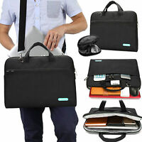 "14"" 16"" 17"" LAPTOP BAG NOTEBOOK COMPUTER CARRY SHOULDER CASE SLEEVE BAG LUGGAGE"