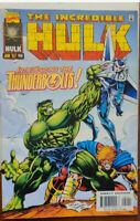 INCREDIBLE HULK #449 1st print 1997 1st Appearance of The THUNDERBOLTS   F/VF