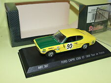 FORD CAPRI 2300 GT Tour De France 1969  DETAILCARS Rare