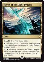 Rifugio dello Spirito Drago - Haven of the Spirit Dragon MTG MAGIC DTK Eng/Ita