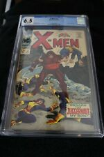 XMen #32 5/67 Graded CGC 6.5 Silver Age Juggernaut Appearance Werner Roth Cover