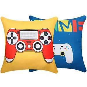 Party Supplies Gamepad Pillow Case Game Cushion Cover Video Game Pillowslip