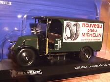 RENAULT CAMION BACHE 1925  MICHELIN