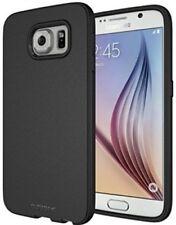 Diztronic Full Matte Flexible TPU Cover Case For Samsung Galaxy S6 - Black