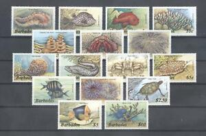 (870070) Fish, Sealife, Turtle, Crab, Barbados