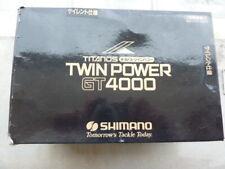 Reel Shimano TWIN POWER GT4000