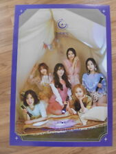 G-FRIEND GFRIEND - TIME FOR THE MOON NIGHT (NIGHT VER.)  [ORIGINAL POSTER] K-POP