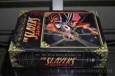 Slayers Season 1-3 Ep. 1-78 (Slayers, Slayers Next, Slayers Try!) Anime DVD R1