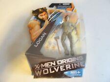 "Marvel Universe 3.75"" Logan figure X-Men Origins Wolverine Hugh Jackman Old Man"