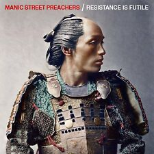 MANIC STREET PREACHERS - RESISTANCE IS FUTILE   CD NEW!