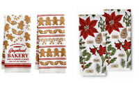 St. Nicholas Square Christmas Kitchen Tea Towels (See Selections) NEW with Tags