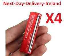4x 18650 3.7v Rechargeable Battery Batteries Flashlight Headlamp Lamp Laser