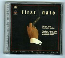 TRIO PETER BEETS FEATURING JEFF HAMILTON FIRST DATE