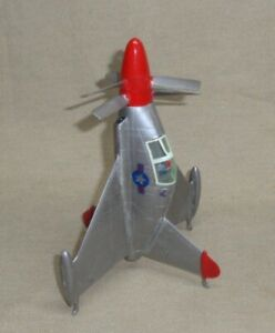 Vintage Aurora Convair XFY-1 Plastic Model Airplane Kit