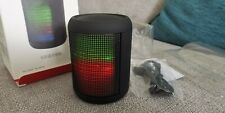Portable Bluetooth Speakers with LED Lights