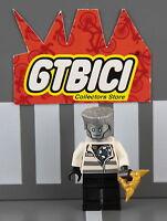 LEGO NINJAGO MINIFIGURA  `` ZANE ´´  Ref 70591  100X100 ORIGINAL LEGO