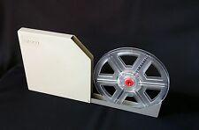 *** UNE BOBINE DE STOCKAGE DASCO - FILMS SUPER 8/8MM - 120 METRES AVEC BOITE ***