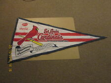 MLB Cardinals 2013 League Champions Pasta Flag Pennant