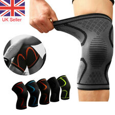Knee Support Compression Sleeve Brace Patella Arthritis PainRelief Gym Protector