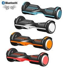 "6,5""Scooter Eléctrico Patinete self balancing Monociclo Hoverboard Bluetooth USB"