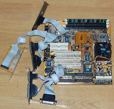 PCChips AT Mainboard AMD K6-2 333 MHz Sockel 7 128MB Motherboard VGA USB Sound