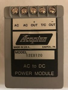 Elevator  Ac to Dc Power Module