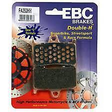 EBC FA252HH Sinterizado Pastillas De Freno Delantero Yamaha YZF-R6 99-04