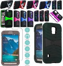 [ NP ARMOR ] GLASS Screen Guard + Case For Samsung Galaxy S5 Active / SM-G870A