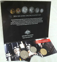 2014 UNC 3 COIN MINT SET 10c , 5c & $2 COIN ONLY ALL UNCIRCULATED