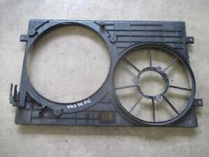 Lüfterblech Lüfterrahmen VW Polo 9N 1.4 16V 6Q0121207F Lüfter Zarge Klima