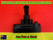 Vacuum Cleaner Carpet/Floor (Two way) Hard Brush Wheeled Tool Head (E111) New