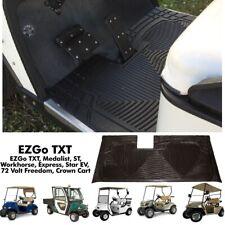 Ezgo TXT Golf Cart Floor Protector Gorilla Mat