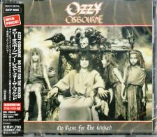 OZZY OSBOURNE-NO REST FOR THE WICKED-JAPAN CD D46