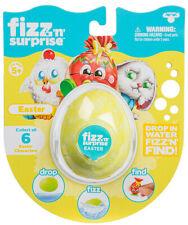 Fizz N Surprise Easter Egg Bath Bomb Character Toy Surprise-Drop Fizz Find