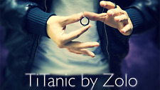 Download Video - TiTanic by Zolo Magic Trick Ring & Card Close Up Street Parlor