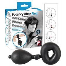 anello fallico gonfiabile migliorare erezione inflatable potency ring-sexy shop