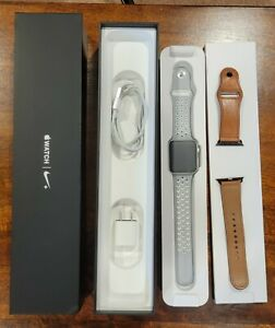 Apple Watch Series 2 Nike+ 42mm Silver Superb Condition