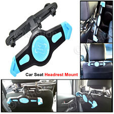 "Car Seat Headrest Mount Holder Stand for iPad 4 3 2 Mini Air Galaxy Tab 2 7-10"""