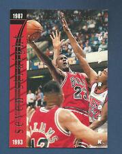 1993 UPPER DECK JORDAN / CHAMBERLAIN SP INSERT CARD #SP3